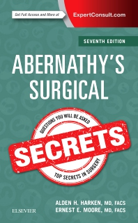Cover image for Abernathy's Surgical Secrets