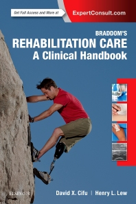Book cover image for Braddom's Rehabilitation Care: A Clinical Handbook