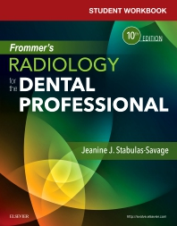 Cover image for Student Workbook for Frommer's Radiology for the Dental Professional