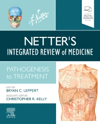 Cover image for Netter's Integrated Review of Medicine