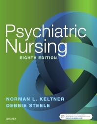 Cover image for Psychiatric Nursing