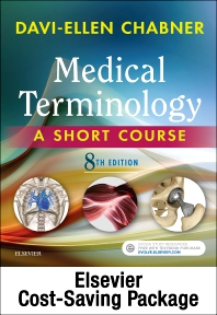 Cover image for Medical Terminology Online with Elsevier Adaptive Learning for Medical Terminology: A Short Course (Access Card and Textbook Package)