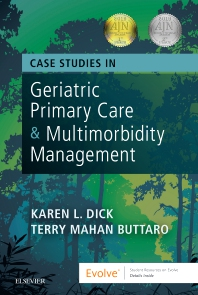 Cover image for Case Studies in Geriatric Primary Care & Multimorbidity Management