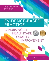 Cover image for Evidence-Based Practice for Nursing and Healthcare Quality Improvement
