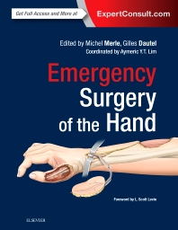 Cover image for Emergency Surgery of the Hand