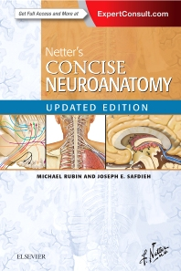 Cover image for Netter's Concise Neuroanatomy Updated Edition
