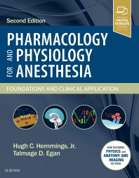 Pharmacology and Physiology for Anesthesia - 2nd Edition - ISBN: 9780323481106, 9780323568869