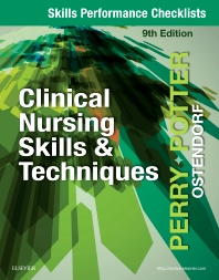 Cover image for Skills Performance Checklists for Clinical Nursing Skills & Techniques