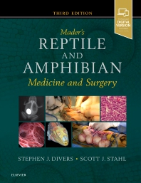 Cover image for Mader's Reptile and Amphibian Medicine and Surgery
