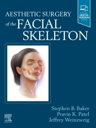 Cover image for Aesthetic Surgery of the Facial Skeleton