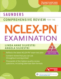 Cover image for Saunders Comprehensive Review for the NCLEX-PN® Examination