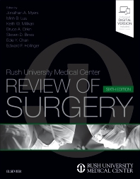 Cover image for Rush University Medical Center Review of Surgery