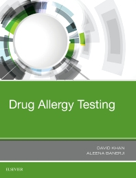 Book cover image for Drug Allergy Testing