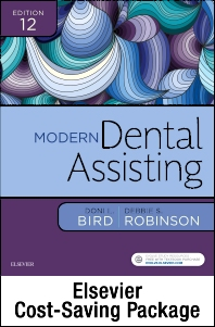 Cover image for Modern Dental Assisting - Text and Elsevier Adaptive Learning and Elsevier Adaptive Quizzing Package