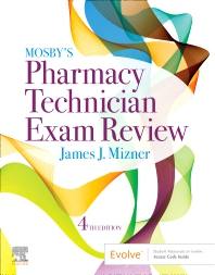 Cover image for Mosby's Pharmacy Technician Exam Review