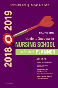 Cover image for Saunders Guide to Success in Nursing School, 2018-2019