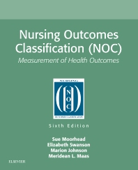 Cover image for Nursing Outcomes Classification (NOC)