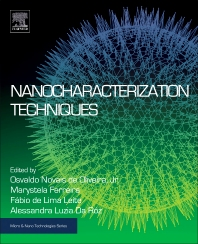 Cover image for Nanocharacterization Techniques