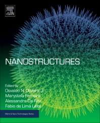 Cover image for Nanostructures