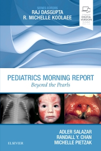 Cover image for Pediatrics Morning Report