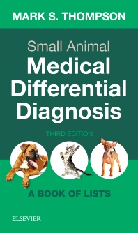 Cover image for Small Animal Medical Differential Diagnosis