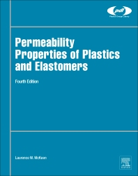 Cover image for Permeability Properties of Plastics and Elastomers