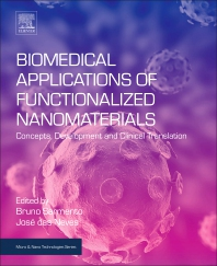 Cover image for Biomedical Applications of Functionalized Nanomaterials