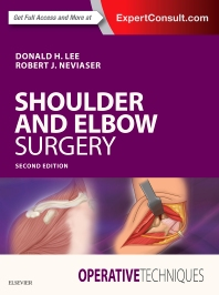 Cover image for Operative Techniques: Shoulder and Elbow Surgery