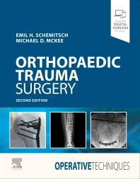 Cover image for Operative Techniques: Orthopaedic Trauma Surgery
