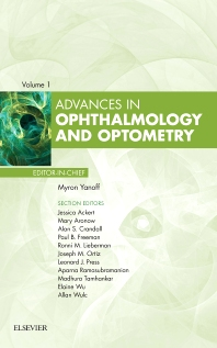 Cover image for Advances in Ophthalmology and Optometry, 2016