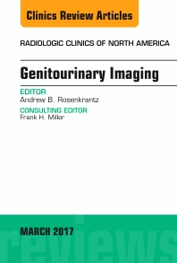 Cover image for Genitourinary Imaging, An Issue of Radiologic Clinics of North America