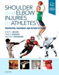 Cover image for Shoulder and Elbow Injuries in Athletes