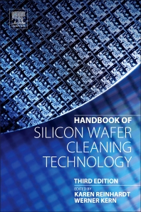 Handbook of Silicon Wafer Cleaning Technology - 3rd Edition - ISBN: 9780323510844, 9780323510851