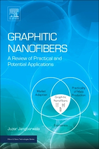 Cover image for Graphitic Nanofibers