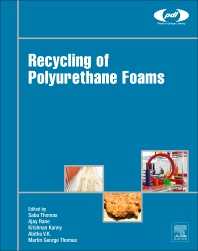 Cover image for Recycling of Polyurethane Foams