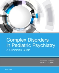 Cover image for Complex Disorders in Pediatric Psychiatry