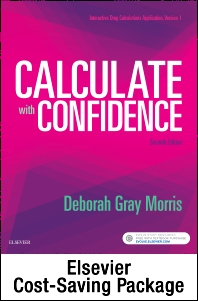Cover image for Drug Calculations Online for Calculate with Confidence (Access Card and Textbook Package)