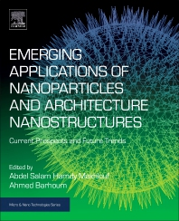 Cover image for Emerging Applications of Nanoparticles and Architecture Nanostructures