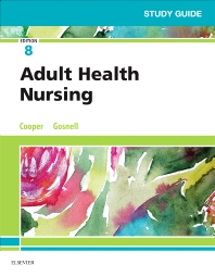 Cover image for Study Guide for Adult Health Nursing - E-Book