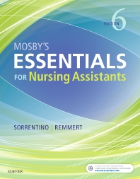 Cover image for Mosby's Essentials for Nursing Assistants