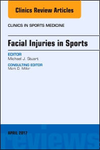 Cover image for Facial Injuries in Sports, An Issue of Clinics in Sports Medicine