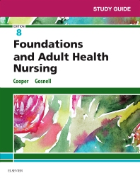 Cover image for Study Guide for Foundations and Adult Health Nursing
