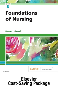 Cover image for Foundations of Nursing – Text and Virtual Clinical Excursions Online Package
