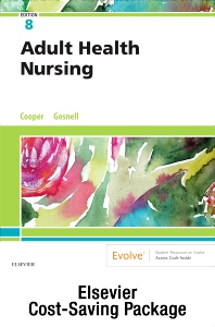 Cover image for Adult Health Nursing – Text and Virtual Clinical Excursions Online Package