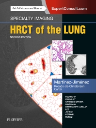 Cover image for Specialty Imaging: HRCT of the Lung