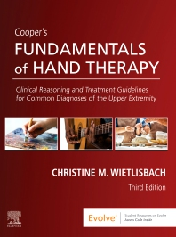 Cover image for Cooper's Fundamentals of Hand Therapy