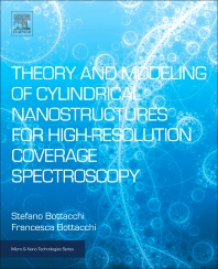 Cover image for Theory and Modeling of Cylindrical Nanostructures for High-Resolution Coverage Spectroscopy