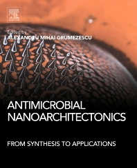 Cover image for Antimicrobial Nanoarchitectonics