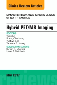 Cover image for Hybrid PET/MR Imaging, An Issue of Magnetic Resonance Imaging Clinics of North America
