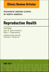 Cover image for Reproductive Health, An Issue of Rheumatic Disease Clinics of North America